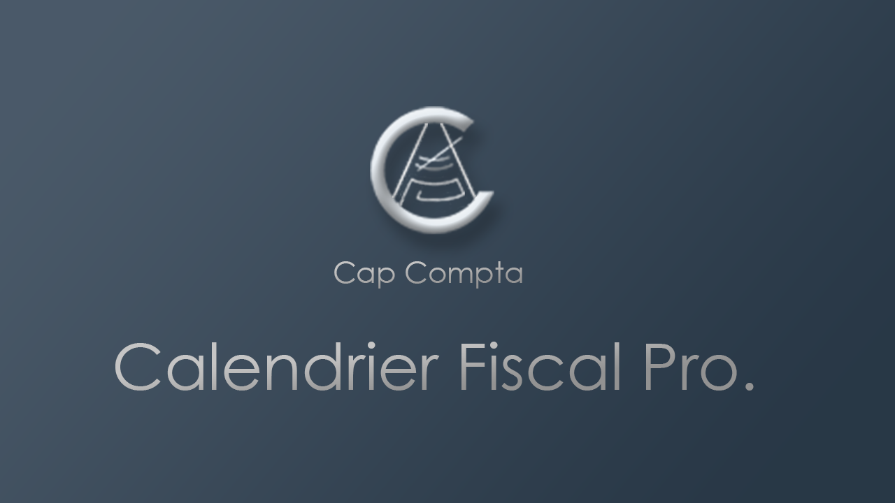 Application Android calendrier fiscal pro